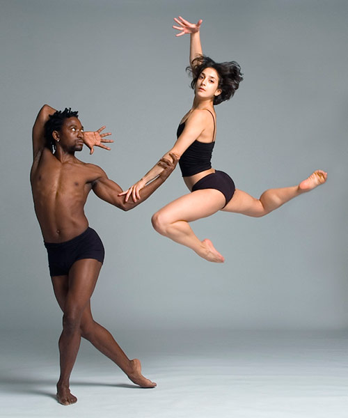 fotografia de dansa