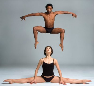 artes fotografía de danza