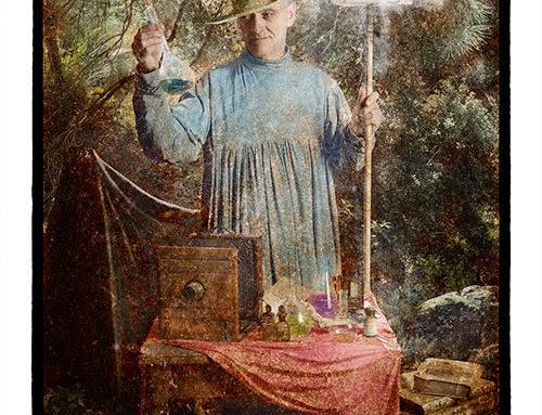 Le Tarot mon cercle de désirs – The Magician